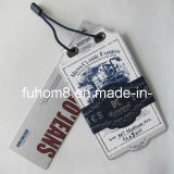 Paper Hang Tag with String for Garment