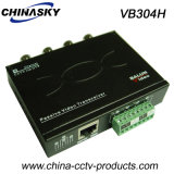 4CH UTP HD-Ahd/Cvi/Tvi Video Balun for CCTV System (VB304H)