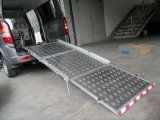 Bmwr-3 Wheelchair Folding Ramp for Van