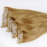 Brazilian Remy Clip in Human Hair Extension for Sale