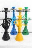 Hot Selling Plastic Base Medium Mix Color Silicone Hookah Shisha