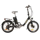 2014 New 36V/250W Brushless Motor & 10AH Lithium Battery E-Bicycle (JB-TDN08Z)