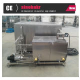 Industrial Cleaning Equipment with Drying