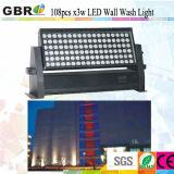 Construction Lighitng/IP65 108*3W LED Wall Wash Light