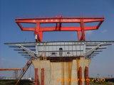 Bridge Deck Launching Crane for Industry Usage