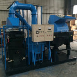 Wire Cutting, Chopping and Granulating Machine for Recycling
