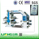4 Color High Speed Flexo Printing Machine for Plastic Bag