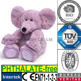 EN71 Soft Stuffed Plush Toy Baby Gift Purple Elephant