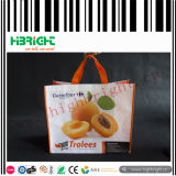 Promotional Cheap Custom PP Non Woven Supermarket Shopping Bag