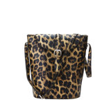 Charming Leopard Printing Cross Body Bag (MBNO039010)