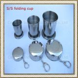 Stainless Steel Folding Cup (CL1C-MF-5)