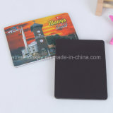 Customized Embossed PVC Fridge Magnet for Promotion