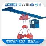 Electric Monorail Grab Crane