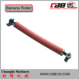Rubber Material Curved Roller for Printing Machine