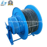 Horizontal Coiling Cable Reel for Electric Cable