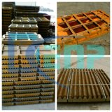 Jaw Crusher Tooth Plate/Tooth Plate/Crusher Tooth Plate