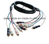 5RCA-5RCA Cable, AV Cable
