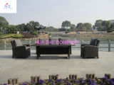Outdoor Rattan Furniture Chair Table Home Garden Furniture Wicker Furniture for Rattan Furniture (Hz-BT090)