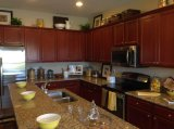 Solid Birch Wood Kitchen Cabinet for Living House