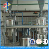 Environmental and High Efficiency Vegetable Oil Refinery