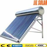 High Pressure Stainless Steel Heat Pipe Vacuum Tube Solar Collector Water Heater Solar Geyser