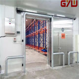 Stainless Steel Sliding Door Use on Cold Room