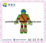 Smart and Fierce Green Turtles Cartoon Soft Plush Toy