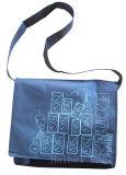 Gray Non-Woven Shoulder School Bag (hbnb-497)