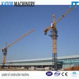 Qtz63 Series Tc5013 Crane 6t Load 50m Boom Tower Crane