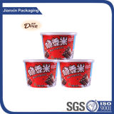 Chocolate Paper Bucket with Cover
