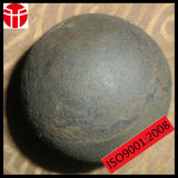 HRC>60 Forged Steel Grinding Ball China Factory