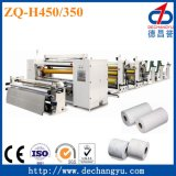 Zq-H450/350 Fully Automatic Toilet Paper Roll Making Machine From Jumbo Rolls to Small PCS