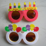 Funny Happy Birthday Party Spectacle (A001)