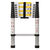 Aluminum 150 Kg Max Load 2.6m Telescopic Ladder