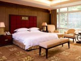 Chinese Modern Wooden Bedroom Furniture Suite (LX-TFA031)