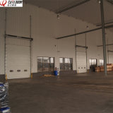 Electric Factory Overhead Lift Industrial Sectional Sliding Doors