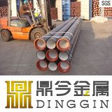 Ductile Iron Pipe Class K9 for Water Supply