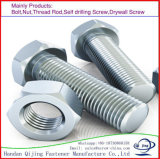 Stainless Steel Hexagon Head Bolt M24