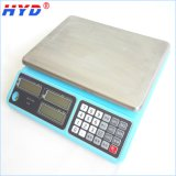 LCD Display Stainless Steel Plate Weighing Scale