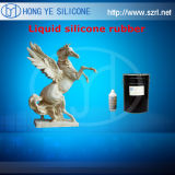 Chemical Silicone Rubber Raw Material, Silicone Rubber for Concrete Horse Statues, Decoration Gypsum Moldings
