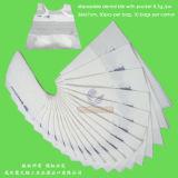 Disposable PE + Paper Dental Bib