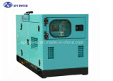 Silenced 50Hz Lovol Diesel Engine Generator Prime Power 50kVA / 40kw