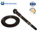 BS0050 Customized for Tractor Rear Drive Axle Helical Gear Transmission Spiral Bevel Gear