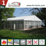 400 People New Outdoor Party Canopy Tent with Glass Wall