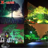 Christmas Outdoor Garden Laser Light Moving Stars with Remote Control