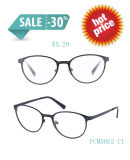 Metal Optical Frame Double Color