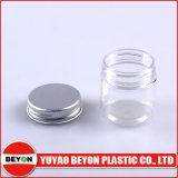 (ZY03-A020) 250ml Empty Clear Cream Jar 8oz Cosmetic Jar