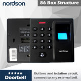 Fr-D86 Standalone Biometric Access Control with ID Card