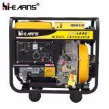 5kw Portable Diesel Engine Power Generator Set (DG6000E)