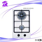 Wholesale Hot Sale High Quality 2 Burner Kitchen Gas Stove/Gas Cooker, Sandstone Fireplace